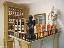 Rosévin fra Chateau de Valmer Hotel