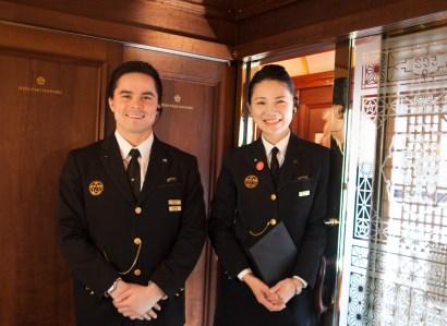 Seven Stars Cruise Train, Kyushu, Japan