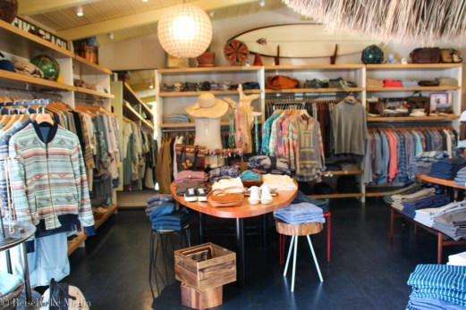 Shopping i Malibu Village