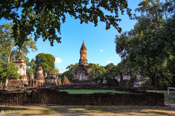 Si Satchanalai i Sukhothai