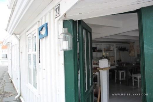 Verdens minste kafé, Gamle Skudeneshavn