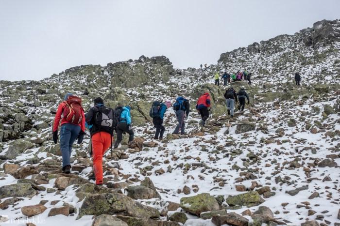 Snø på sherpatrappene_Prestholt