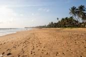 Strand i Hikkaduwa