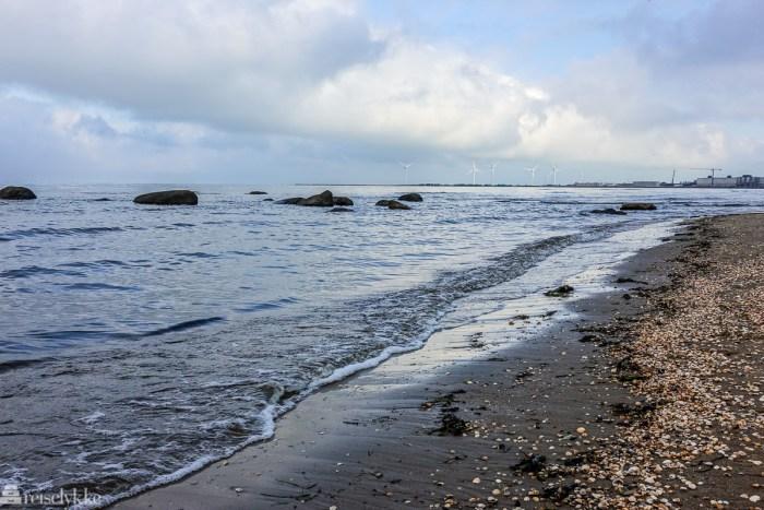 Strand ved Falkenber