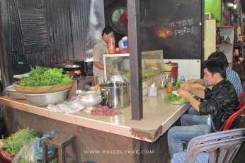 Markedet i Pnom Penh Foto: Reiselykke