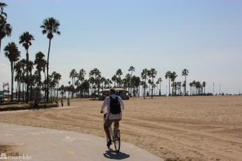 Sykkeltur Santa Monica Venice Los Angeles