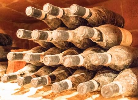 Tenuta Santa Caterina Gamle vinflasker_