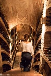 Tenuta Santa Caterina Unesco vinkjeller i Piemonte