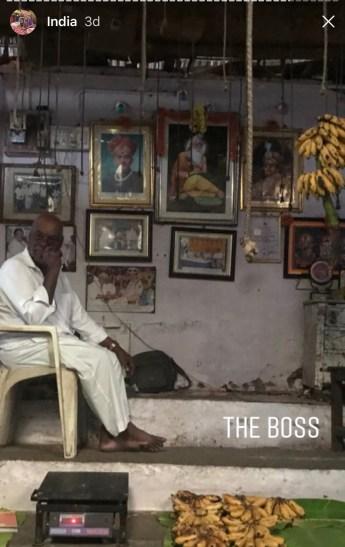 The Boss_markedet i Mysore