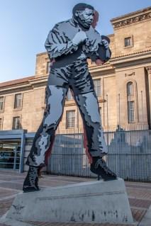 The Shadow Boxer Mandela
