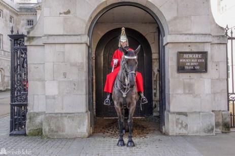 Til hest i London
