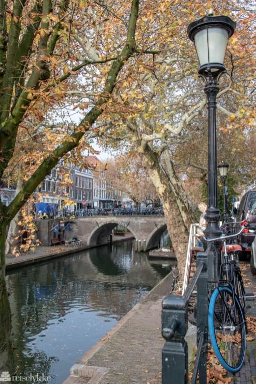 kanal i Utrecht