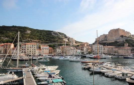Utsikt fra Hotel Solemare