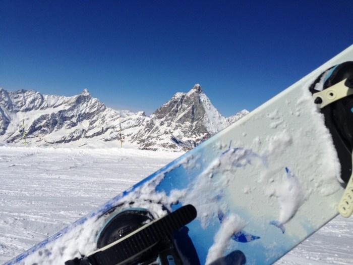Matterhorn snowboard
