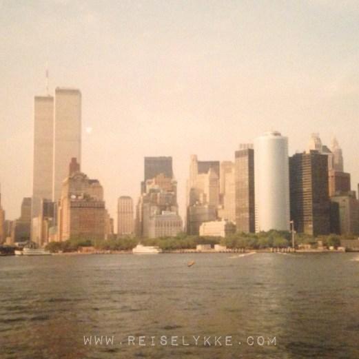 New York Skyline før 9/11