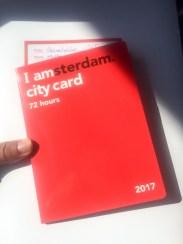 iamsterdam city card