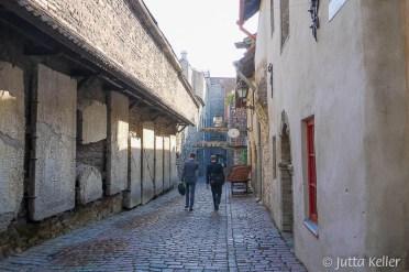 Zeitreise durch Tallinn