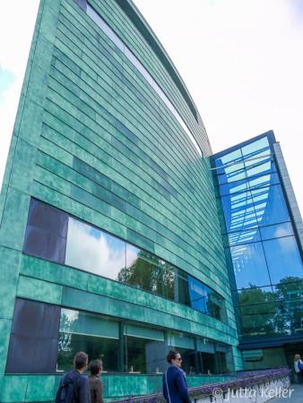 Kunstimuuseum KUMU in Tallinn-Kadriorg