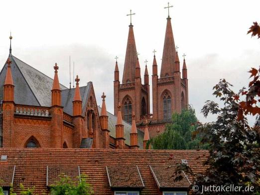 Kloster Dobbertin liegt auf einer Halbinsel am gleichnamigen See
