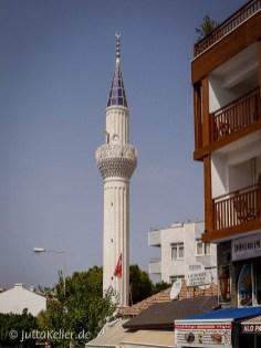 Die Moschee in Datça.