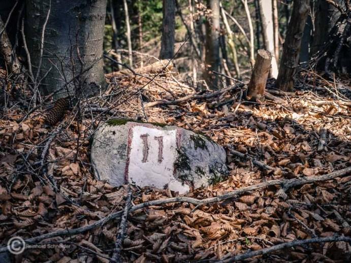 """Steht die Zahl """"11"""" für den Elfenhainweg?"""
