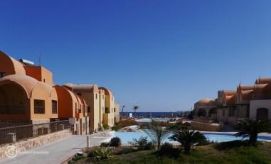 Klein und überschaubar: das Rohanou Beach Resort & Ecolodge.