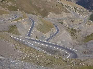 Der Taldyk-Pass in Kirgisistan auf 3.615 Meter Höhe.
