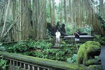 Märchenhafte Tempelanlage