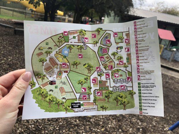 Der Batersea Park London Plan