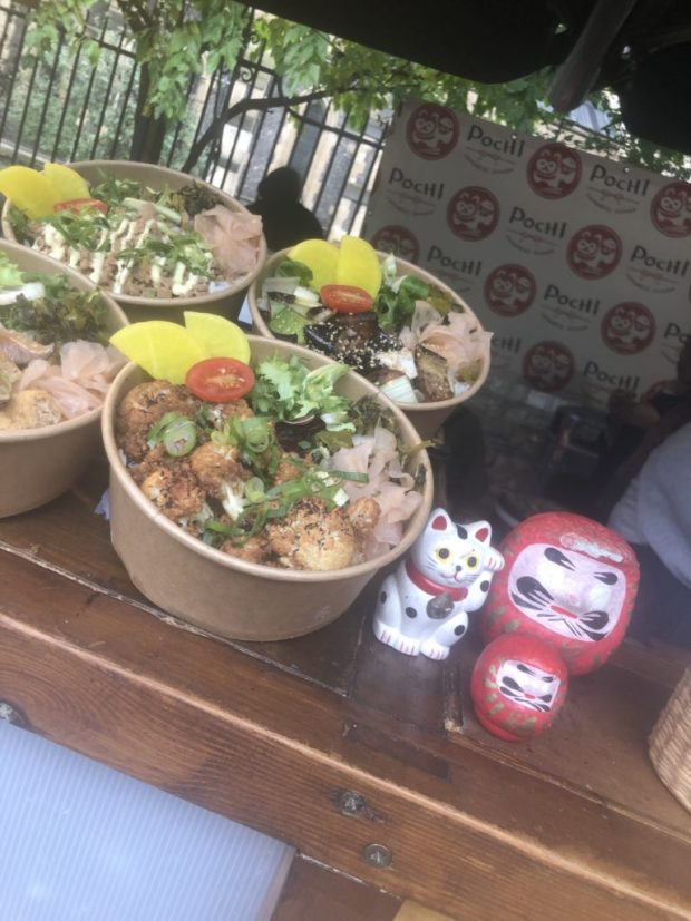 Rice Bowl Borough market