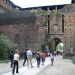Das Castello hat viele Löcher (seltsam?).