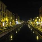 Ein Kanal von Leonardo