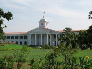 Secretary Building