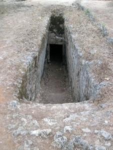 Dromosgrab in Armeni