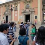Stadttour - Plaza de la Virgen