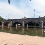 Stadtpark - Brücke über Wasser ;)