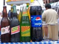 Getränke in Copacabana