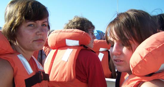 Inseln - Reiseziel für Linde und Kati