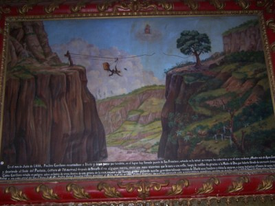 Wunderbild in der Basilika