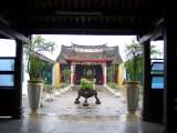 Tempeleingang
