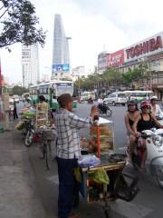 Hochhaus in Saigon