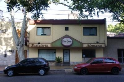Vielversprechender Laden in Mendoza (leider wie so vieles hier geschlossen)