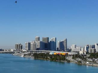 Skyline Miami