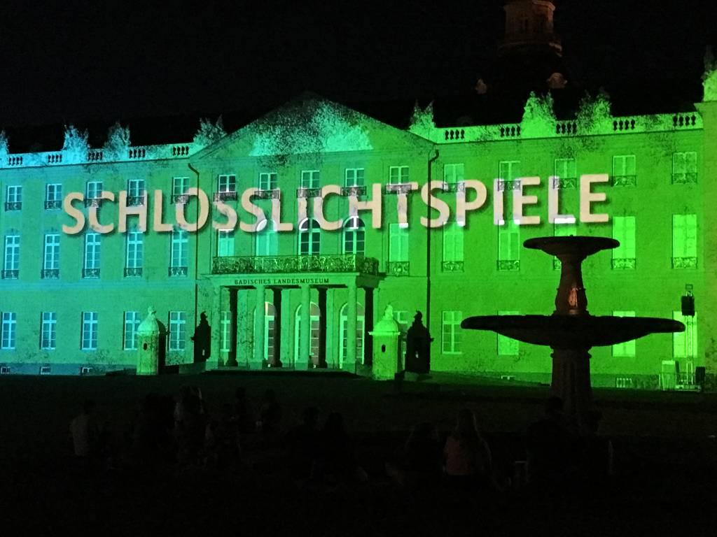 Schlosslichtspiele 2018.