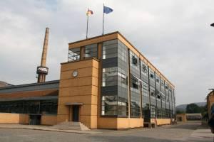 Das Fagus Werk in Alfeld.