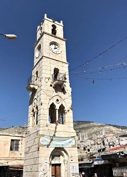 Nablus. Foto: Hilde Bernhardsen