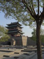 South Tower on Pingyao City Walls