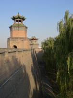 Along Pingyao City Wall