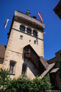 Martinsturm in der Oberstadt