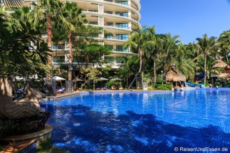 Swimmingpool im Ocean Sonic Resort
